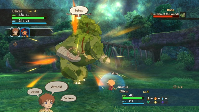 Ni No Kuni - Battle 2 (Familiar)