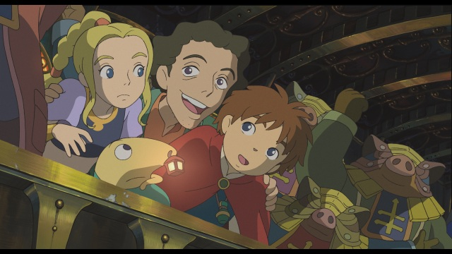Ni No Kuni - The Gang