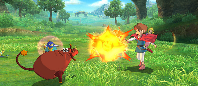 Video Feature: Ni No Kuni Battle Systems Explained