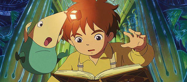 Live Stream Archive – Ni No Kuni: Wrath of the White Witch