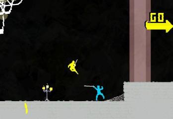 Nidhogg-gameplay