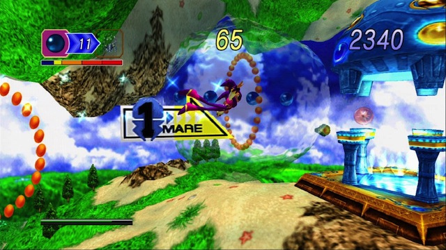 NiGHTS into DREAMS - Screenshot 01