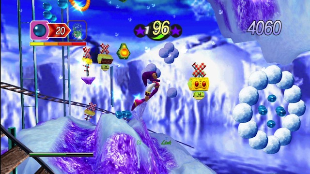 NiGHTS into DREAMS - Screenshot 02