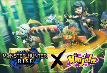 Ninjala Monster Hunter Rise
