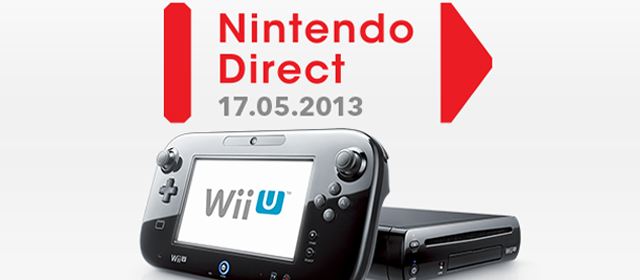 Wii U Nintendo Direct Airing Tomorrow