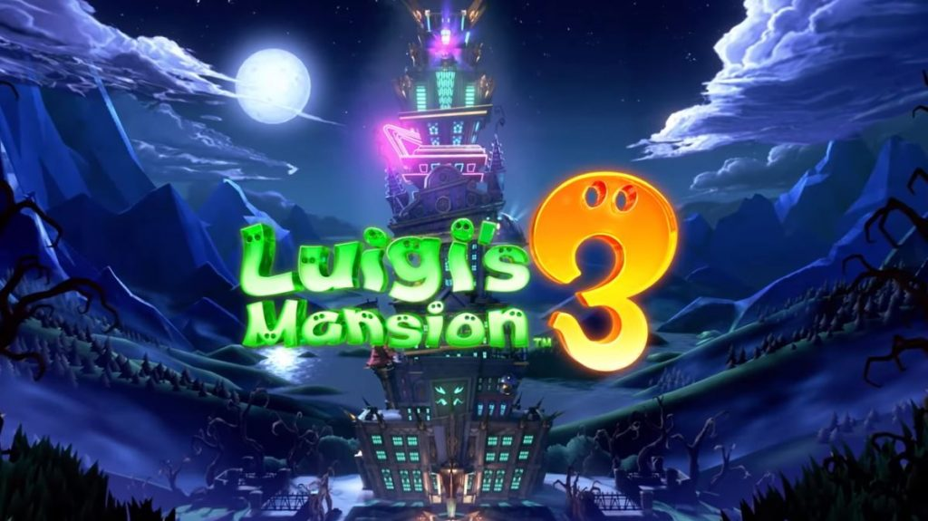 Luigi's Mansion 3 to have themed floors