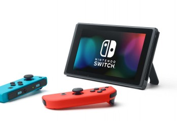 Nintendo Switch review - joycons