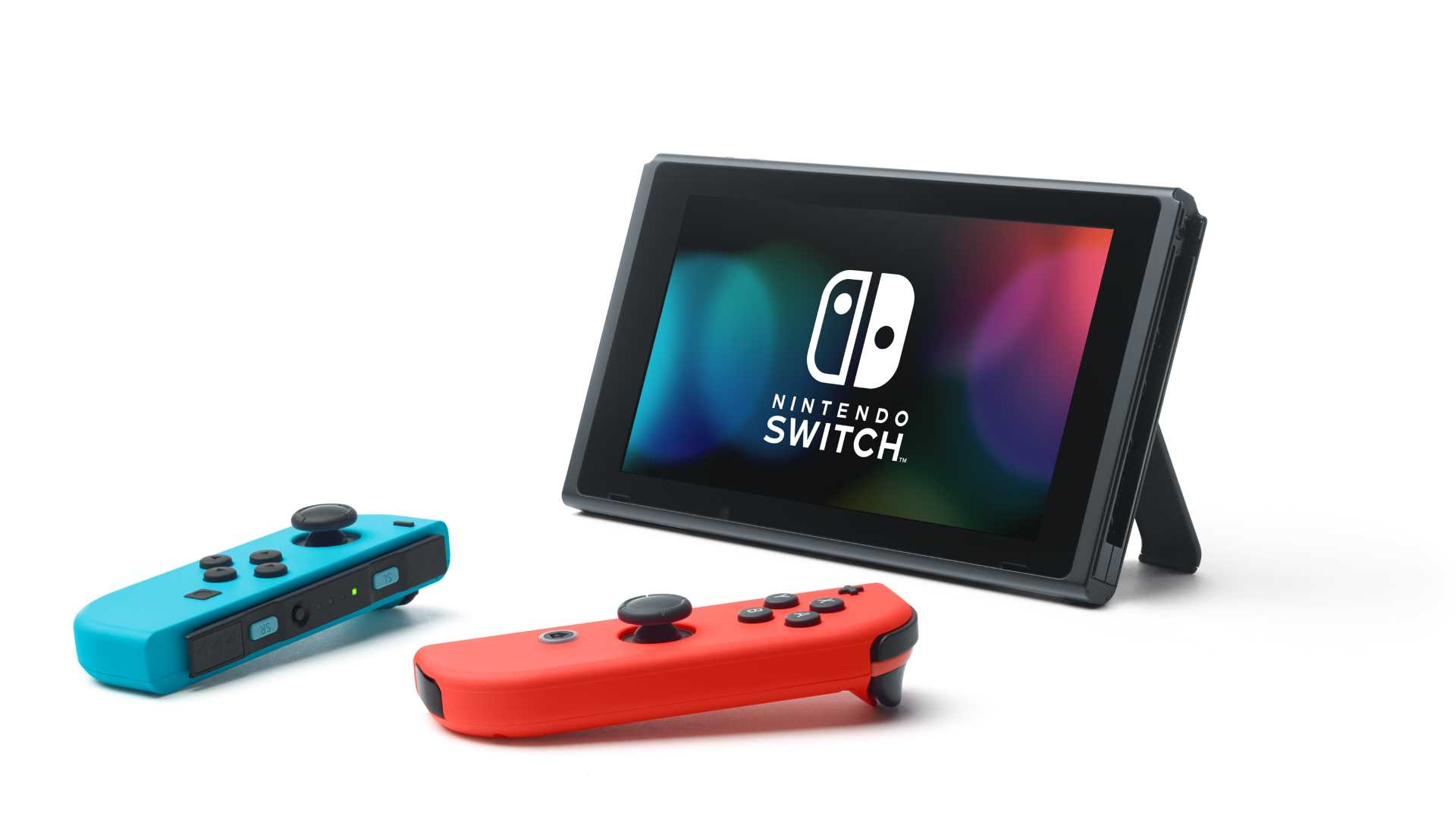 Nintendo Switch review - joycons