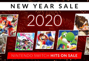 Nintendo eShop New Year Sale