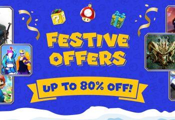 Nintendo eshop festive offers
