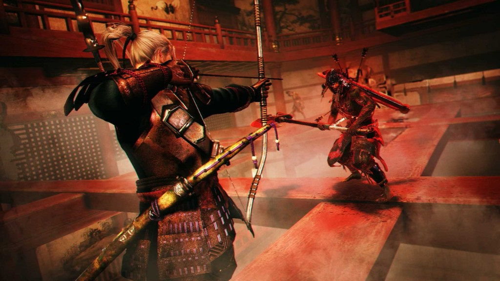 Nioh screenshot ps4 review
