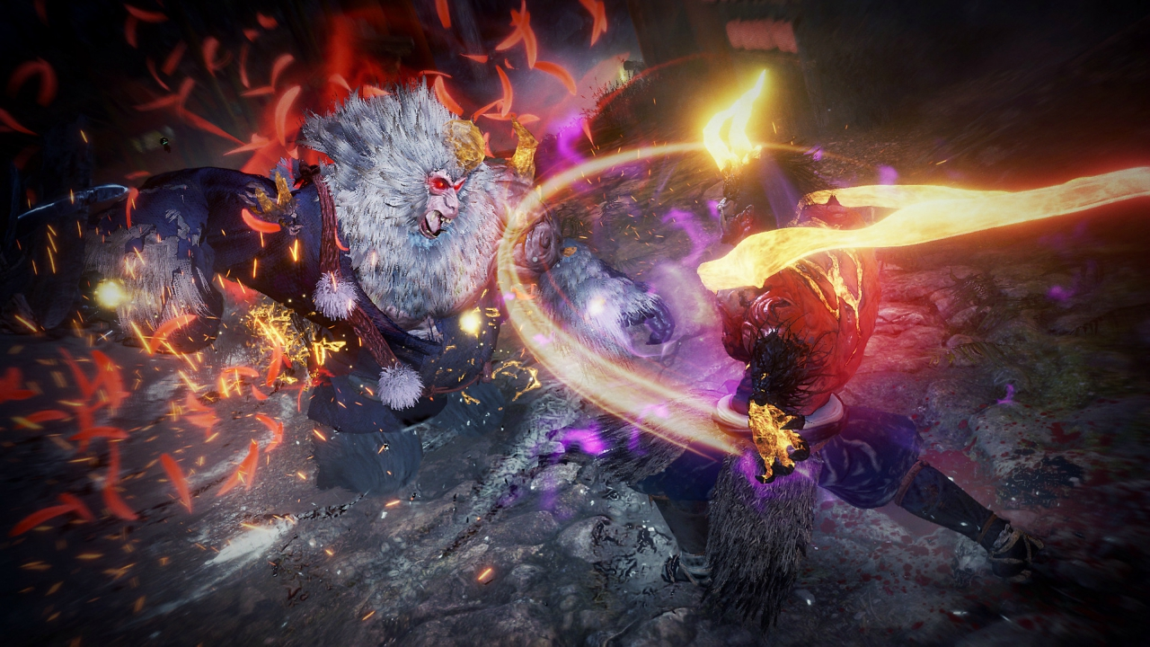 Nioh 2 screenshot 004