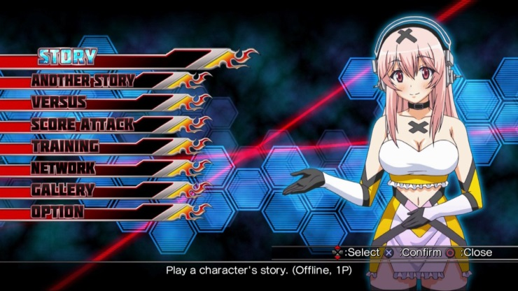 Nitroplus Blasterz: Heroines Infinite Duel Review
