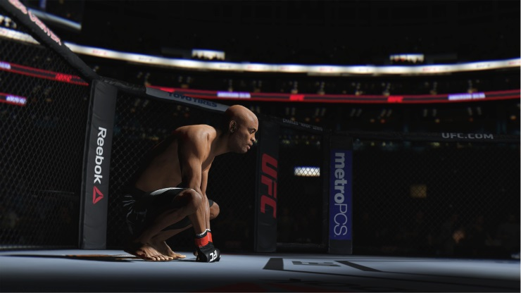 Hands-on with UFC 2 - Stunning, Accessible, and Excellent