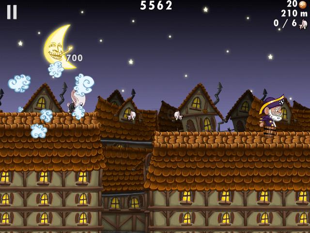 Nosferatu: Run from the Sun - Screenshot