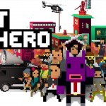 Not A Hero crotch-punching its way onto PS4 on February 2