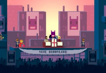 Not a Hero PS4 review