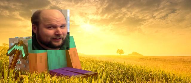 Notch minecraft feat