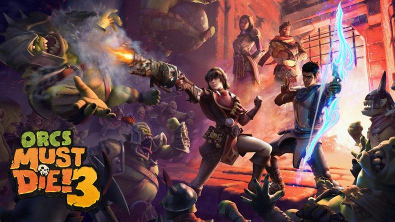 Orcs Must Die! 3