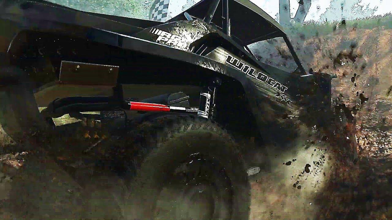 Overpass trailer grab