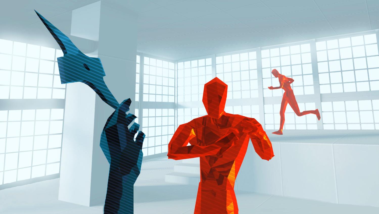 Oculus Quest 2 review: SUPERHOT