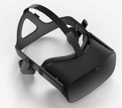 Oculus-Rift angled