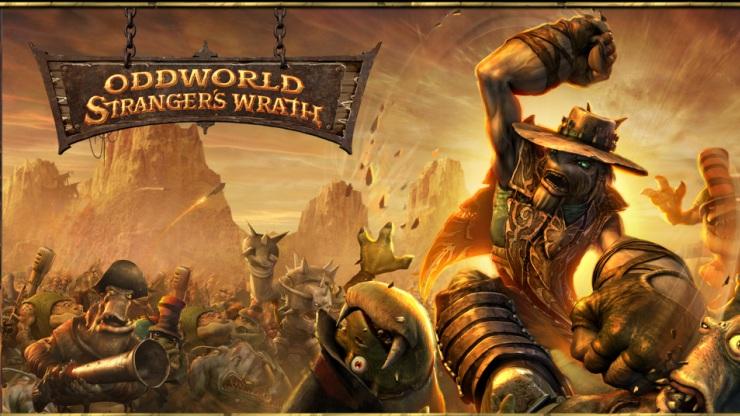 Image result for Oddworld: Stranger's Wrath