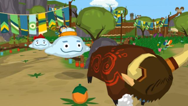 Okabu - Bull Fighting