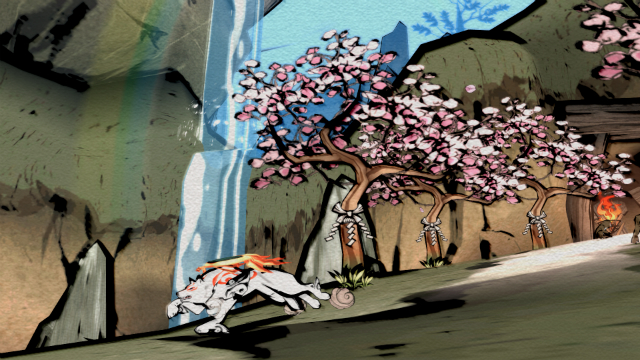 Okami HD - Screenshot 03