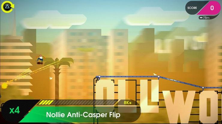 OlliOlli 2 review ps vita