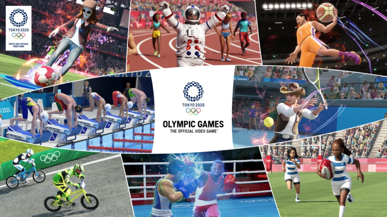 Olympic Games Tokyo 2020 video game1