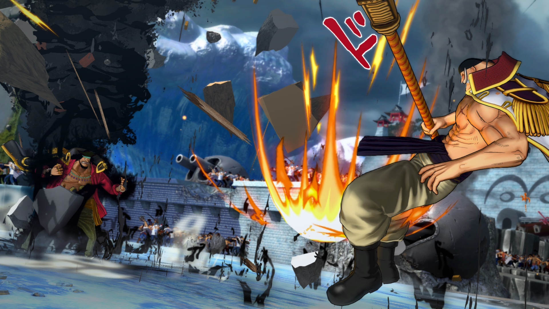 One Piece Burning Blood Video Preview Sony Ps4