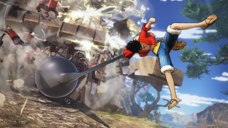 One Piece Pirate Warriors 4 review