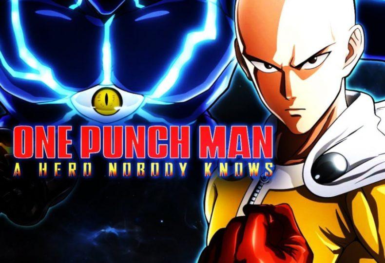 One Punch Man Beta