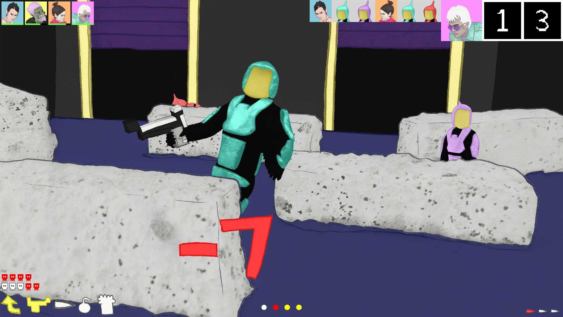 One Way Trip PS4 screenshot