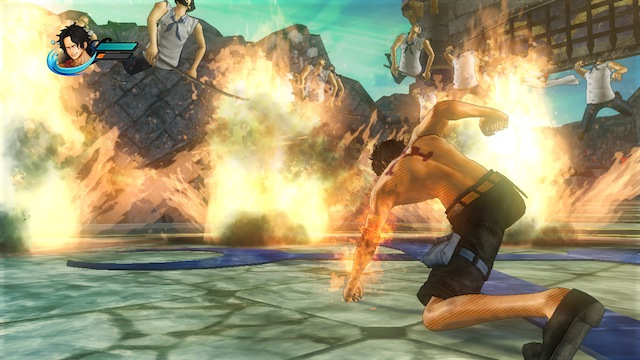 One Piece: Pirate Warriors - Screenshot 01