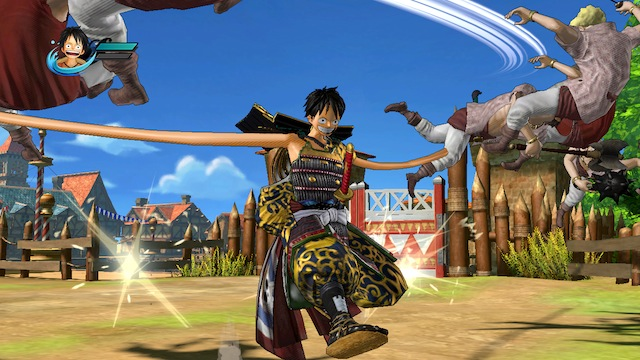 One Piece: Pirate Warriors - Screenshot 03