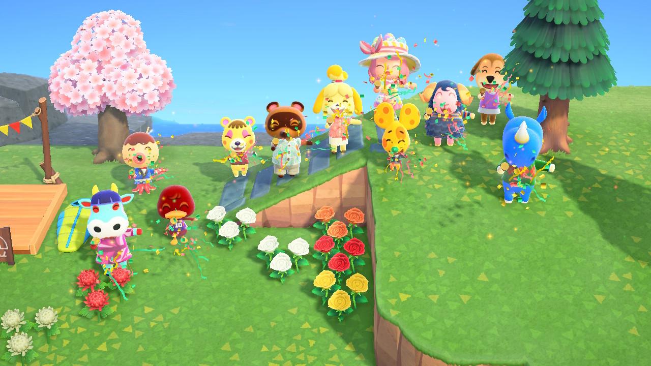GOTY 2020 Nicola Ardron - Animal Crossing: New Horizons