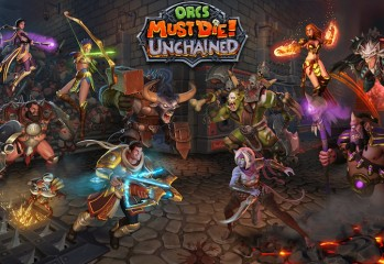 Orcs must die unchained featured