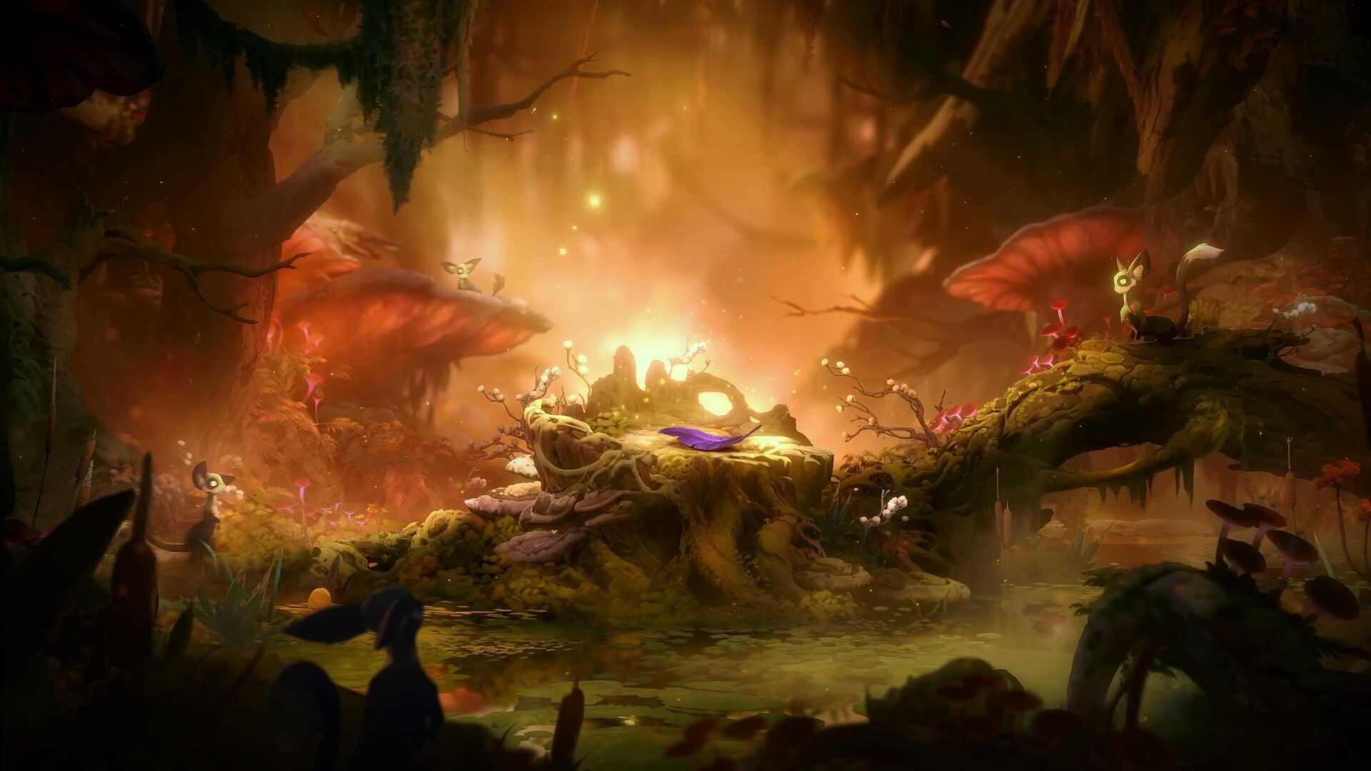 Ori and the Will of the Wisps main image