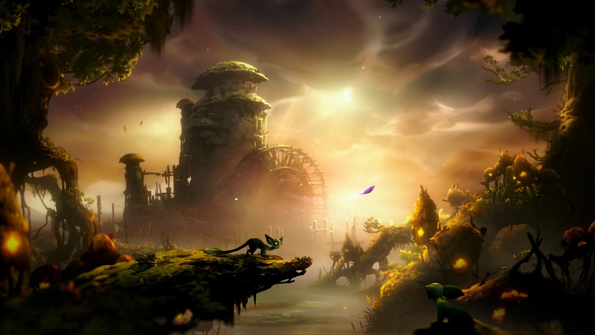 Ori and the Will of the Wisps screenshot 003