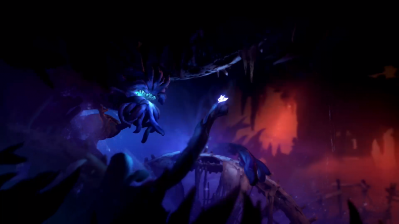 Ori and the Will of the Wisps Foul Presence