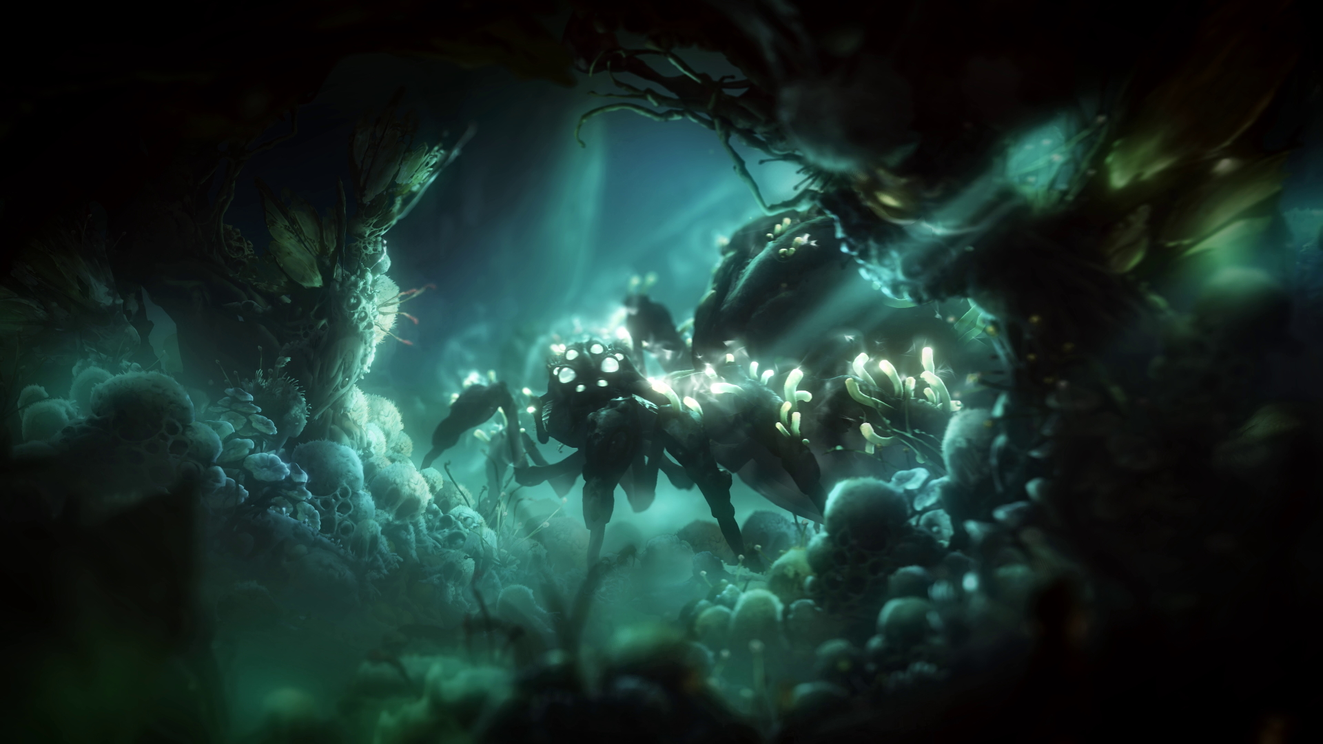 Ori and the Will of the Wisps boss guide: codyceps