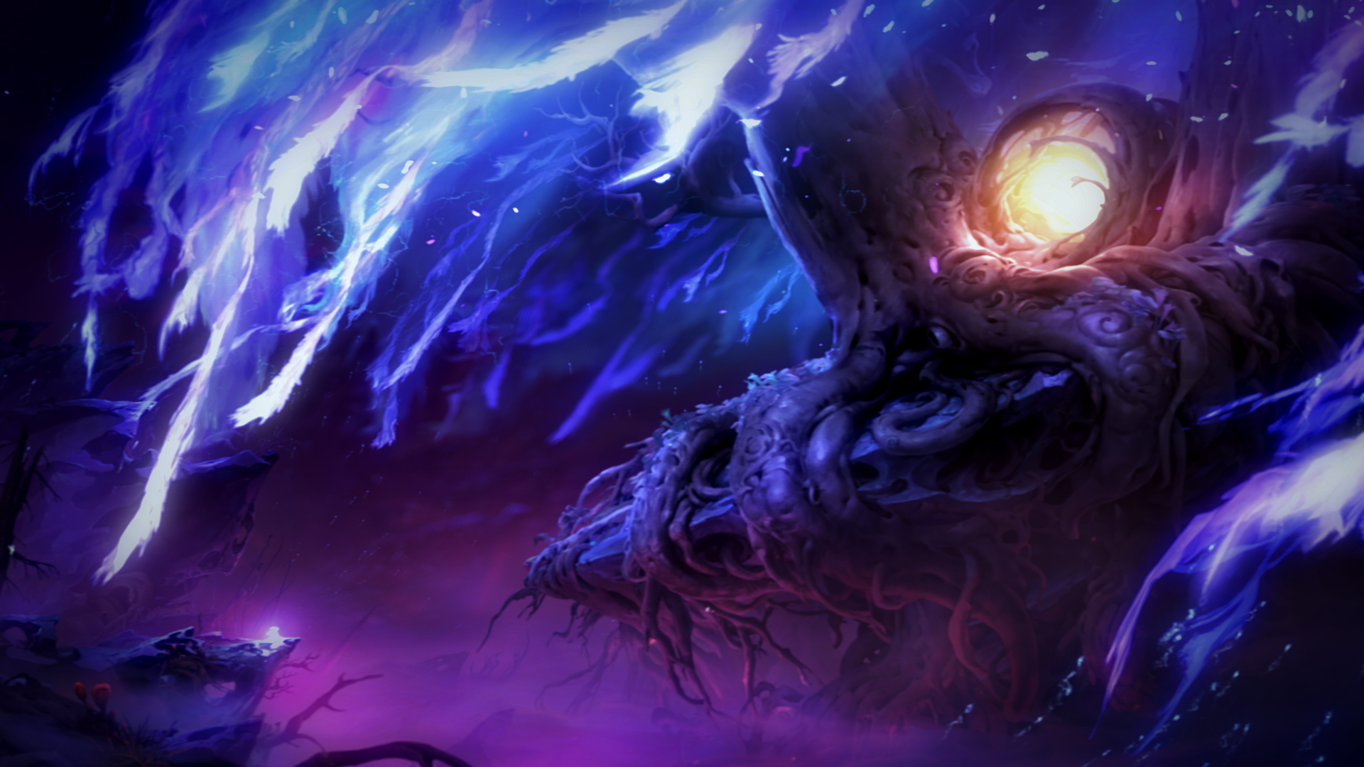 Ori and the Will of the Wisps: complete boss guide