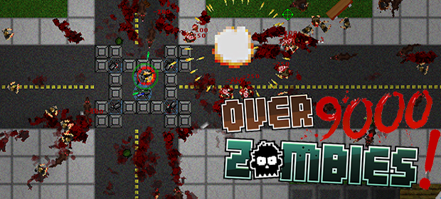 Spotlight: Over 9000 Zombies