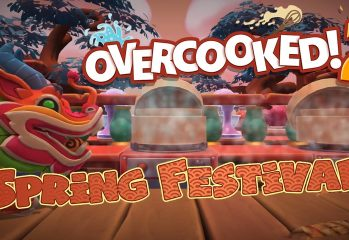 Overcooked 2 Spring Festival
