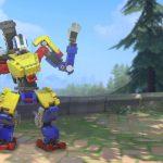Earn New Overwatch Rewards With Bastion's Brick Challenge