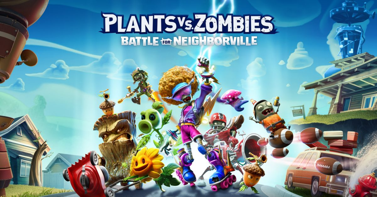 Week 2 of Plants vs. Zombies: Battle for Neighborville Founder's Edition has began