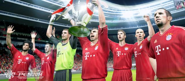 PES 2014 Featured
