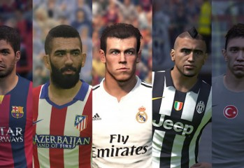 PES 2016 feat